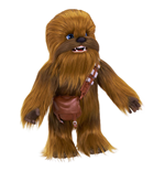 Star Wars Solo Interactive FurReal Plush Figure Ultimate Co-Pilot Chewie