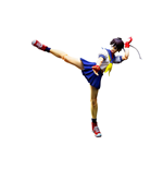 Street Fighter S.H. Figuarts Action Figure Sakura Kasugano 15 cm