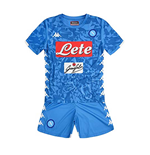 2018-2019 Napoli Kappa Home Football Kit