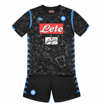 2018-2019 Napoli Kappa Away Football Kit