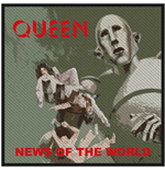 Queen Standard Patch: News of the World (Packed)