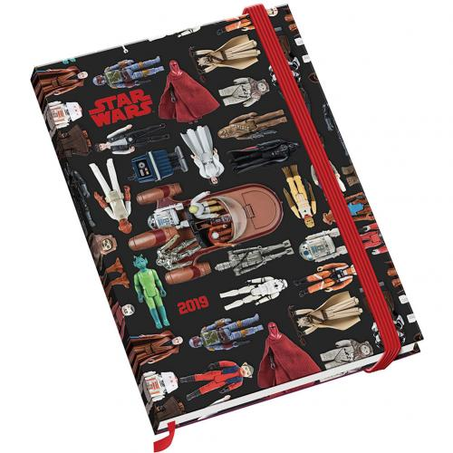 Star Wars A5 Diary 2019