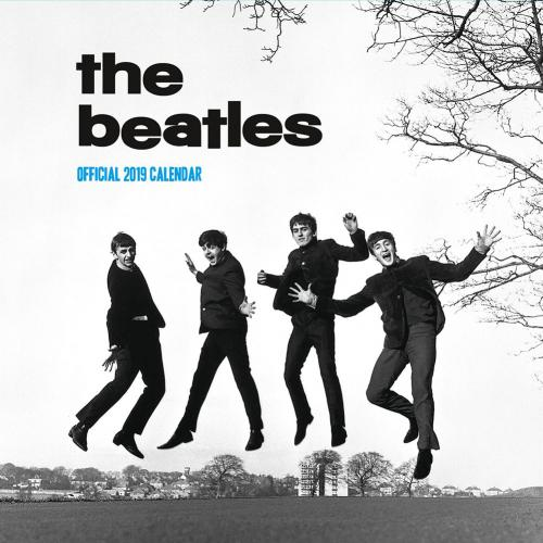 The Beatles Calendar 2019