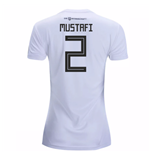 2018-19 Germany Home Womens Shirt (Mustafi 2)