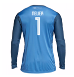 2018-19 Germany Home Goalkeeper Shirt (Neuer 1)
