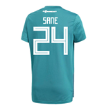 2018-19 Germany Away Training Shirt (Sane 24)