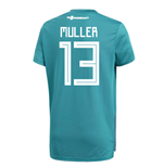 2018-19 Germany Away Training Shirt (Muller 13)