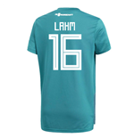 2018-19 Germany Away Training Shirt (Lahm 16)