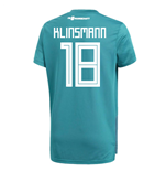 2018-19 Germany Away Training Shirt (Klinsmann 18)