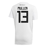 2018-19 Germany Home Training Shirt (Muller 13)