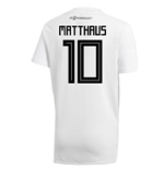 2018-19 Germany Home Training Shirt (Matthaus 10)
