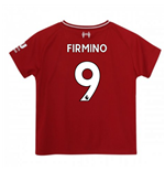 2018-2019 Liverpool Home Baby Kit (Firmino 9)