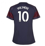 2018-2019 Arsenal Puma Away Ladies Shirt (Wilshere 10)