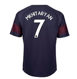 2018-2019 Arsenal Puma Away Football Shirt (Mkhitaryan 7)