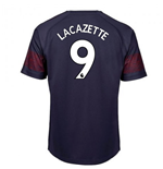 2018-2019 Arsenal Puma Away Football Shirt (Lacazette 9) - Kids
