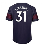 2018-2019 Arsenal Puma Away Football Shirt (Kolasinac 31) - Kids