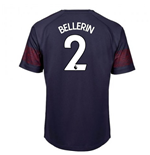 2018-2019 Arsenal Puma Away Football Shirt (Bellerin 2)