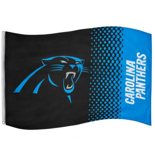 Carolina Panthers Flag FD