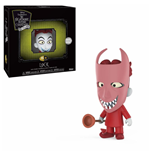 Nightmare before Christmas 5-Star Vinyl Figure Lock 9 cm