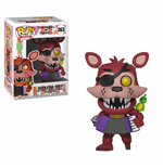 Five Nights at Freddy's Pizza Simulator POP! Games Vinyl Figure Rockstar Foxy 9 cm