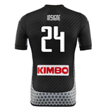 2017-2018 Napoli Kappa 4th Shirt (Insigne 24)