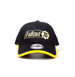Fallout 76 - Yellow Logo Adjustable Cap