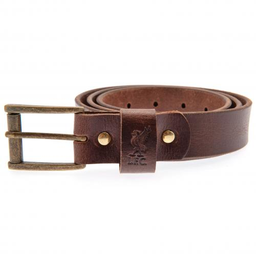 Liverpool F.C. Leather Belt X-Large