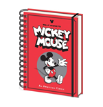 Mickey Mouse Wiro Notebook A5 Wave