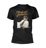 Michael Jackson T-shirt Thriller White Suit