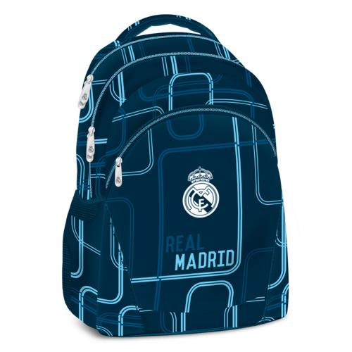 Real Madrid F.C. Backpack Premium BL