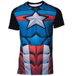 Captain America T-shirt 318010