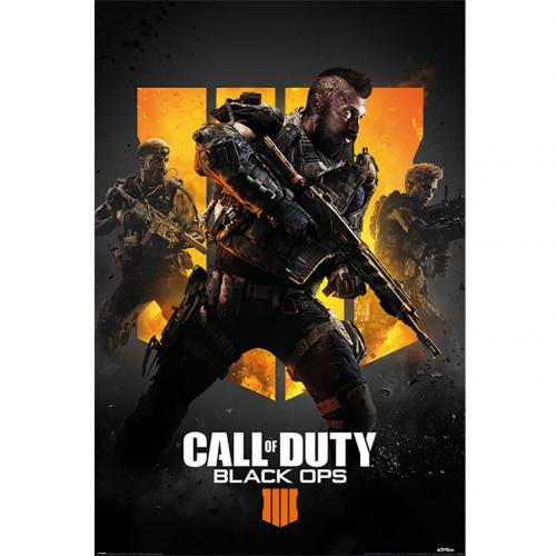Call Of Duty Black Ops 4 Poster Trio 208