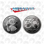 Mega Man Collectable Coin 30th Anniversary