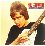 Vynil Rod Stewart - A Shot Of Rhythm & Blues
