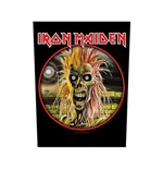 Iron Maiden Back Patch: Iron Maiden