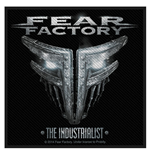 Fear Factory Standard Patch: The Industrialist (Loose)