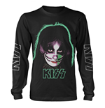 Kiss Long Sleeves T-shirt Peter Criss