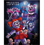 Five Nights at Freddy's Poster 318996