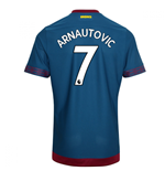 2018-2019 West Ham Away Football Shirt (Arnautovic 7)