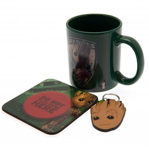 Guardians Of The Galaxy Mug & Coaster Set