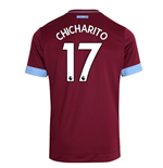 2018-2019 West Ham Home Football Shirt (Chicharito 17)