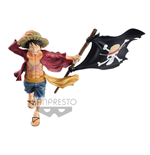 One Piece magazine Figure Monkey D. Luffy 22 cm