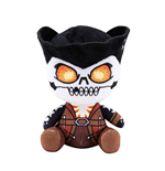 Sea of Thieves Stubbins Plush Figure Captain Flameheart 20 cm