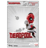Marvel Comics Mini Egg Attack Figure Deadpool Servant 9 cm
