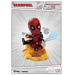Marvel Comics Mini Egg Attack Figure Deadpool Ambush 9 cm