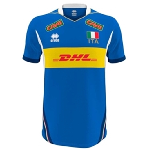 Italy Volleyball Replica Men's Jersey