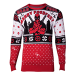 Marvel - Deadpool Knitted Christmas Men's Sweater