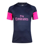 2018-2019 Arsenal Puma Premium Graphic Tee (Knockout Pink)