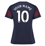 2018-2019 Arsenal Puma Away Ladies Shirt (Your Name)