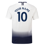 2018-2019 Tottenham Home Nike Football Shirt (Your Name)